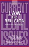 Law and Religion, , 0199246602