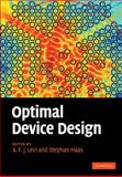 Optimal Device Design, C. Edward Sandifer, 0521116600