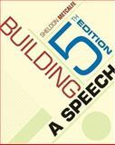 Building a Speech, Metcalfe, Sheldon, 0534606601