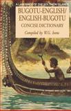 Bugotu-English, English-Bugotu Concise Dictionary, Walter Ivens, 0781806607