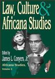 Law, Culture, and Africana Studies, , 1412806607