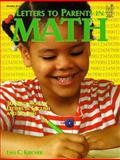 Letters to Parents in Math, Lisa C. Kircher, 067358660X