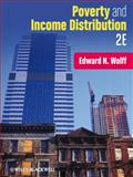 Poverty and Income Distribution, Wolff, Edward N., 1405176601