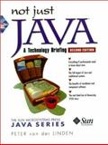Not Just Java, Van der Linden, Peter, 0130796603