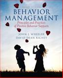 Behavior Management 3rd Edition