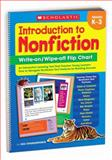 Introduction to Nonfiction Write-On - Wipe-Off Flip Chart, Liza Charlesworth, 0545156602