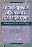 Encyclopedia of Security Management 9780750696609
