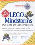 10 Cool Lego Mindstorm Ultimate Builders Projects : Amazing Projects You Can Build in under an Hour, Ferrari, Mario and Ferrari, Giulio, 1931836604