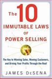 The 10 Immutable Laws of Power Selling 9780071416610