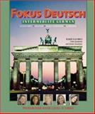 Fokus Deutsch : Intermediate German (Student Edition + Listening Comprehension Audio CD), Annenberg, Rosemary Delia and Dosch Fritz, Daniela, 0072336617