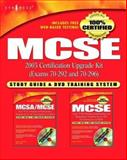 MCSE 2003 Certification Upgrade Kit : Exams 70-292 and 70-296, Syngress Media, Inc. Staff, 1932266615