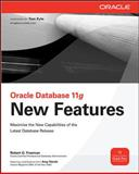 Oracle Database 11g New Features, Freeman, Robert, 0071496610