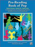 Pre-Reading Book of Pop, Alfred Publishing Staff, 0739086618