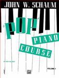 Pop Piano Course, John W. Schaum, 0769236618