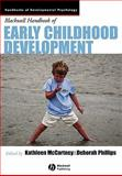 Blackwell Handbook of Early Childhood Development, , 140517661X