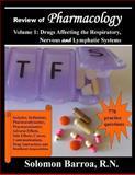 Review of Pharmacology, Solomon Barroa, 1490396616