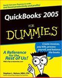 Quickbooks 2005 for Dummies, Stephen L. Nelson, 0764576615