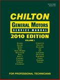 Chilton General Motors Service Manual, 2010 Edition (3 Volume Set), Chilton Automotive Editorial Staff, 1111036616