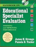 Handbook on educational specialist Evaluation, James Stronge, Pamela Tucker, 1930556616