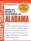 How to Start a Business in Alabama, Entrepreneur Press Staff, 1932156615