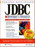 JDBC Developer's Resource, Taylor, Art, 0139016619