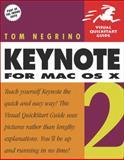Keynote 2 for Mac OS X, Tom Negrino, 0321246616