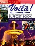 Voila: a Course in French for Adult Beginners Support Book, Crispin Geoghegan and Jacqueline Gonthier, 0340816619