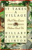 It Takes a Village, Hillary Rodham Clinton, 0684826615