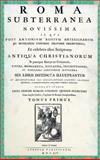 The Catacombs of Rome : Roma Subterranea Novissima 1659, Aringhi, Paolo, 0915346613