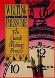 Writing under Pressure 9780195066616