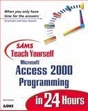 Microsoft Access 2000 Programming, Kimmel, Paul, 0672316617