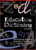 Education Dictionary, Spafford, Carol S., 1418016616