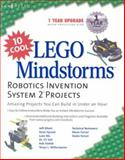 10 Cool Lego Mindstorm Robotics Invention System 2 Projects : Amazing Projects You Can Build in under an Hour, Ferrari, Mario and Ferrari, Giulio, 1931836612
