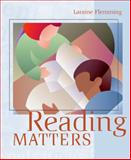 Reading Matters, Laraine E. Flemming, 061825661X