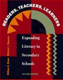Readers, Teachers, Learners : Expanding Literacy in the Secondary Schools, Brozo, William G. and Simpson, Michele L., 0023156619