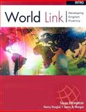 World Link Intro : Developing English Fluency, Stempleski, Susan and Douglas, Nancy, 0838406610