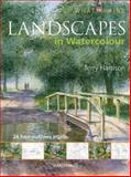 Landscapes in Watercolour, Terry Harrison, 1844486613