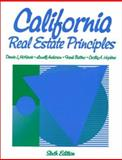 California Real Estate Principles, McKenzie and Battins, 0130826618