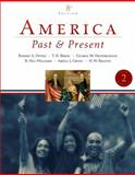 America, Past and Present, Divine and Fredrickson, George M., 0321446615