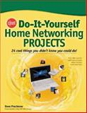 Home Networking Projects : 24 Cool Things You Didn't Know You Could Do!, Aspinwall, Jim, 0071486623
