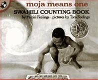 Moja Means One, Muriel L. Feelings, 0140546626