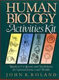 Human Biology Activities Kit, John R. Roland, 0787966622