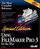 Special Edition Using FileMaker Pro 3 for the Mac, Moyer, Chris, 0789706628