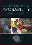 A First Course in Probability, Sheldon M. Ross, 0131856626