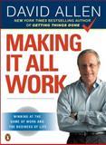Making It All Work, David Allen, 0143116622