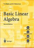 Basic Linear Algebra 9781852336622