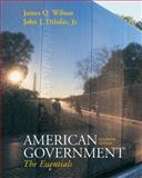 American Government, Wilson, James Q. and DiIulio, John J., Jr., 061895662X