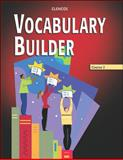 Vocabulary Builder Course 2, Fischer, Peter and Glencoe McGraw-Hill Staff, 007861662X
