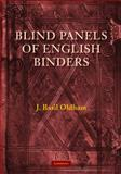 Blind Panels of English Binders, Oldham, J. Basil, 0521136628