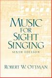 Music for Sightsinging, Ottman, Robert W., 013182662X